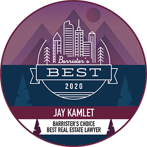 Barristers Badge - Jay Kamlet
