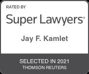 Jay Kamlet Super Lawyers